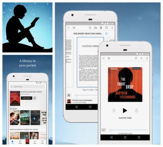 Google Play Books Audiobook