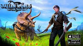 Fallen World Jurassic Apk Mod