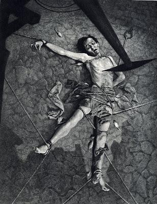 Resultado de imagem para o poço e o pêndulo