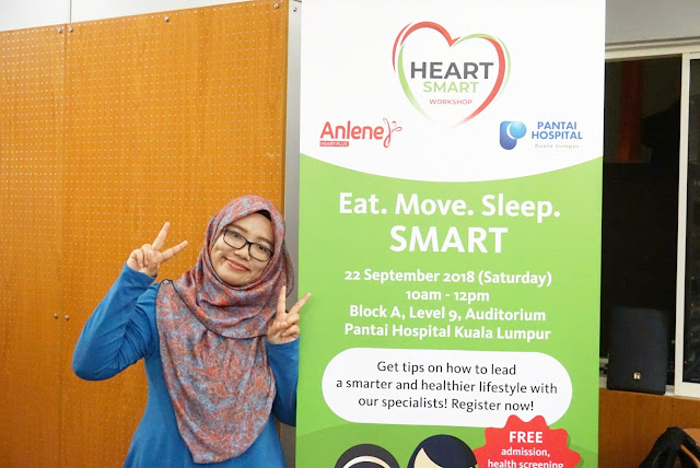 3 Langkah Bijak Untuk Jantung Sihat