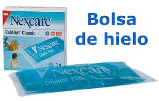 tratamiento hielo latigazo cervical