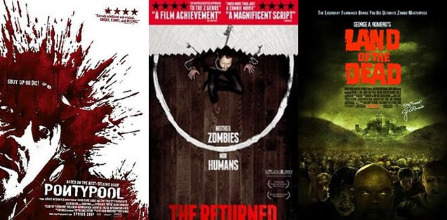 film zombie terbaik terbaru terpopuler