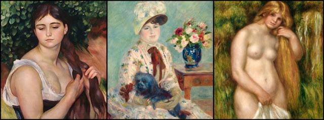 RENOIR. [Intimidad]. La evolución del Impresionismo.