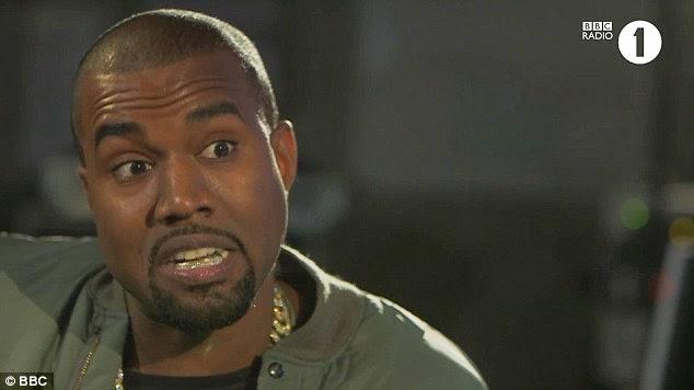 Kanye West pure genius