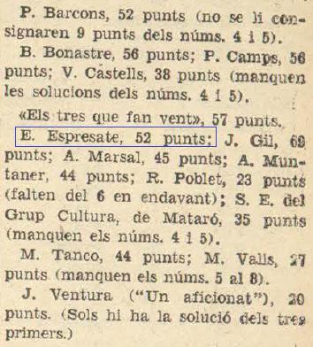 Fragmento de L'Opinió, 26 de septiembre de 1934