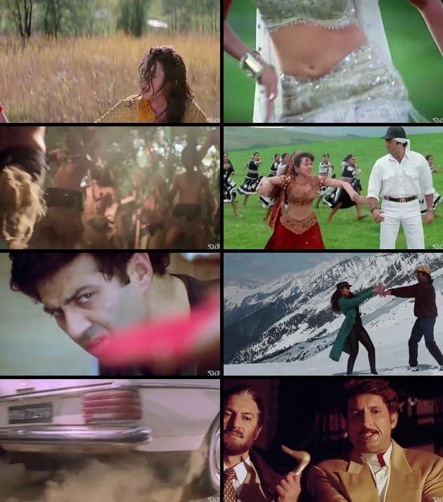 Ajay 1996 Hindi 480p HDRip