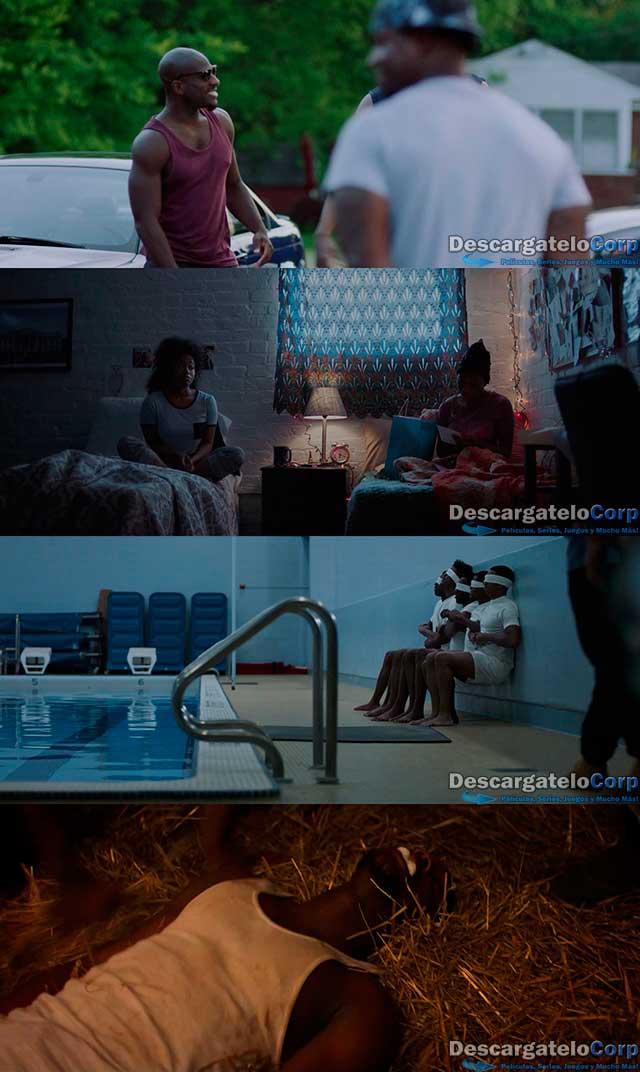 Código de Silencio (2017) HD 720p Español Latino
