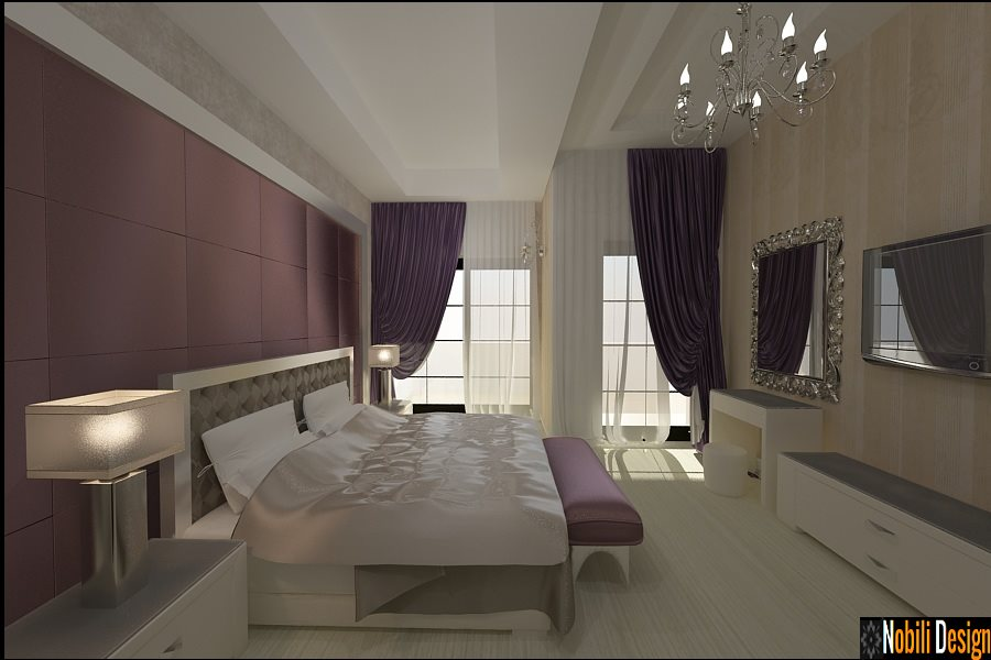 Design interior dormitor casa Constanta-Design Interior-Amenajari interioare