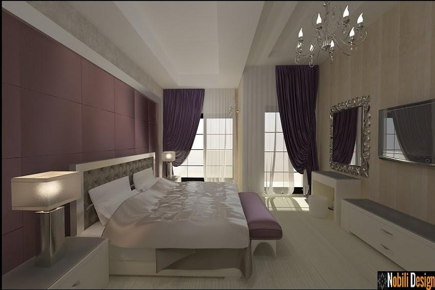 Design interior dormitor casa Constanta - Design Interior / Amenajari interioare
