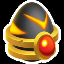 Appearance of Demon Viper Dragon when egg