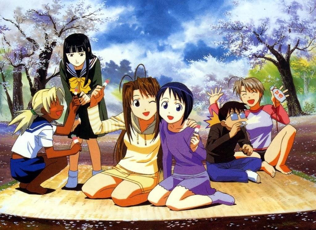 Love Hina Archivos Un Friki En Japón