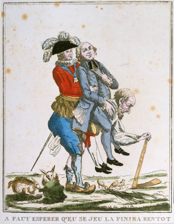 파리역사박물관 Musée Carnavalet: 공식 프랑스 혁명사를 한 눈에 (2019년까지 휴관)