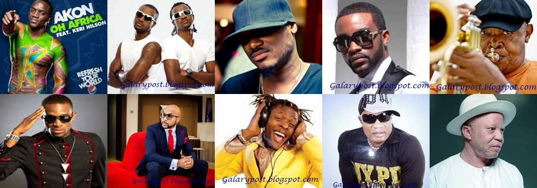 Galary Post: Top 10 Richest Musicians In Africa 2016 | Forbes