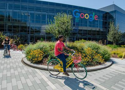 Pegawai Google Khusus untuk Cari Sepeda Hilang