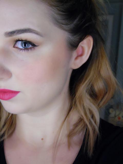 s valentine makeup