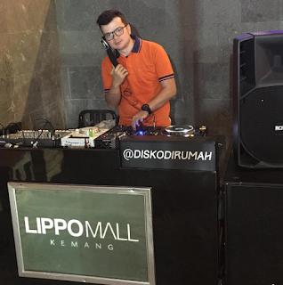 """@DISKODIRUMAH, Kemang BBQ Party Chapter 9, """"Back to 80's"""""""