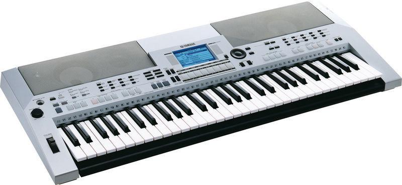 Style Manual Keyboard Yamaha Psr S500, S550