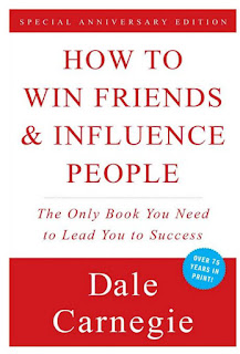 How to Win Friends and Influence People : Dale Carnegie Download Free Self-help Book