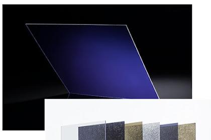 Atap Polycarbonate SolarFlat | SolarTuff Solid