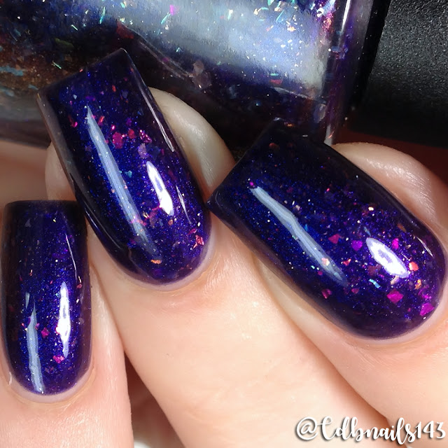 Supernatural Lacquer-Funhouse