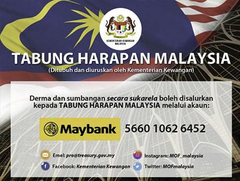 Persoal Kewujudan Tabung Harapan Malaysia