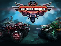 Mad Truck – Hill Climb Racing Apk v3.0 Mod (Infinite Coins/God Mode) Terbaru 2016