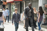 The Dark Tower Idris Elba and Tom Taylor Image 1 (7)