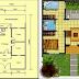 Gambar Sketsa Rumah Minimalis Biaya 50 Juta