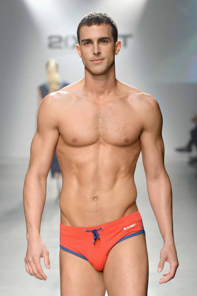 2xist underwear fashion show 30