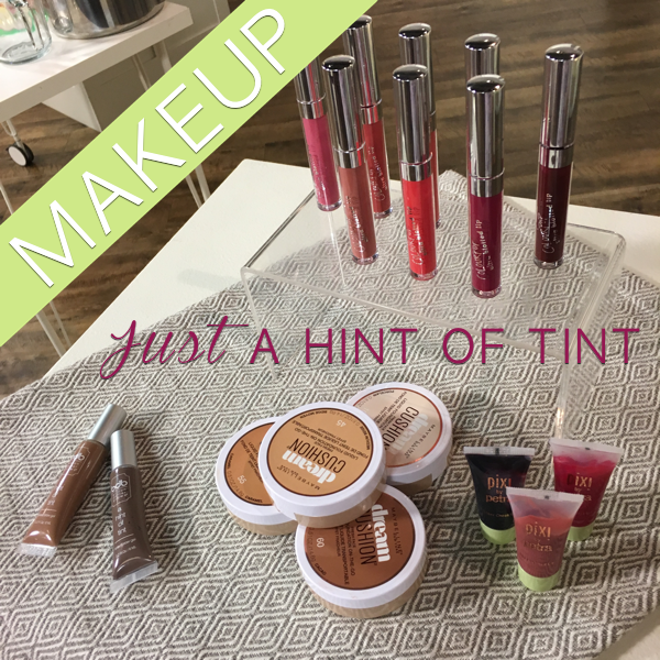 JUST A HINT OF TINT // BEST SHEER MAKEUP