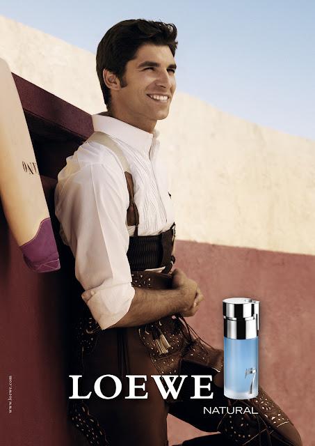 """Cayetano Rivera más impresionante que núnca para """"Loewe 7 NATURAL""""… Maestro ¡¡"""