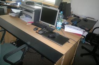 jak odnowić biurko