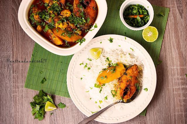 Aloo Fulkopi die Macher Jhol bengali recipe