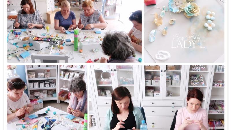 Warsztaty w Hobby Place / Workshop in Poland