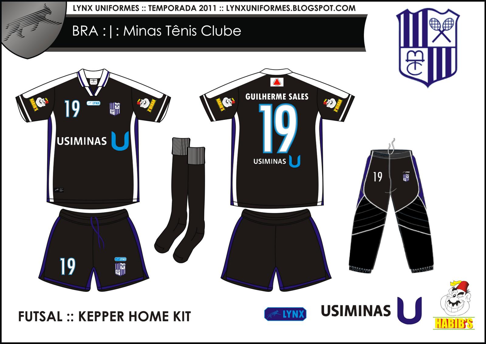 Minas tenis clube futsal
