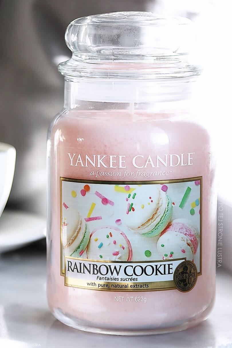 yankee candle rainbow cookie q1 2018