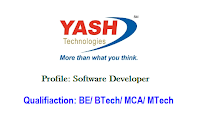 Yash-Technologies-Off-Campus-for-Freshers-as-Trainee