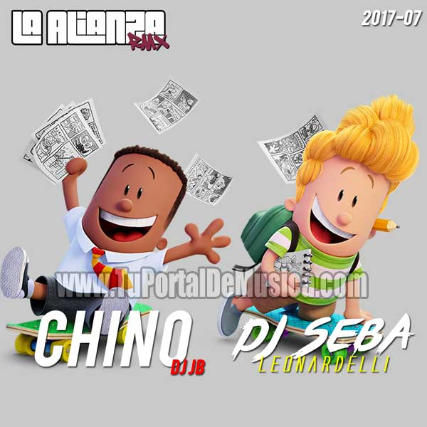 Chino DJ JB Ft. Dj Seba Leonardelli Vol. 7 (2017)
