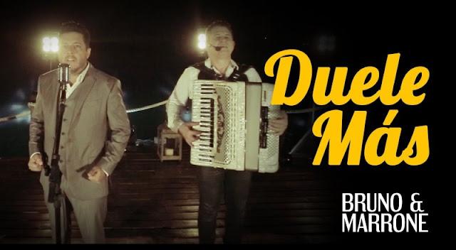 Bruno e Marrone - Duele Más