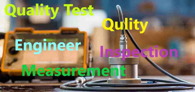 Quality Inspection Test