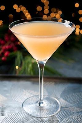 Cocktail Grapefruit-tini