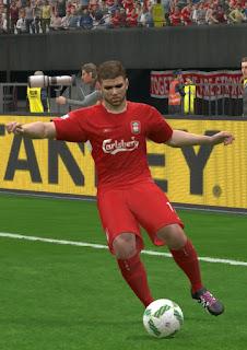 Liverpool F.C. 2004-2005 Kits Pack by MRI_20