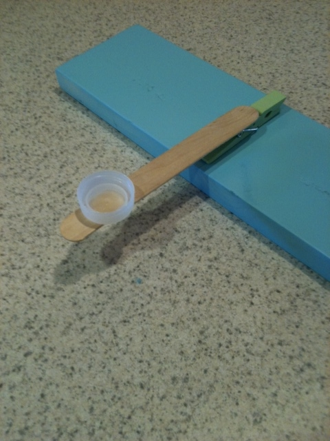 Catapult Craft For Kids: Crafty Soccer Mom: Mini Catapult