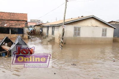 February rains leave Accra in ruins