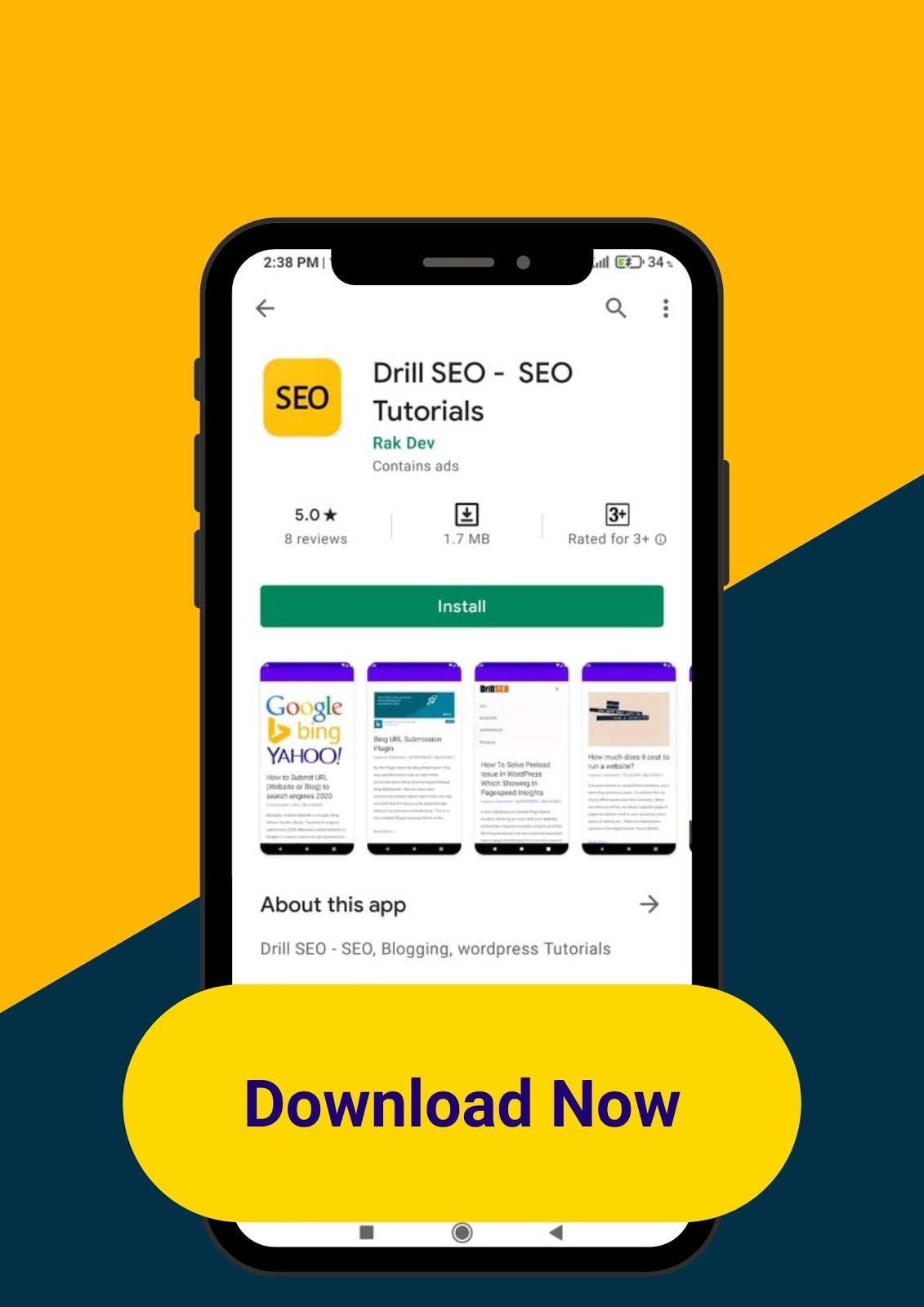 Download SEO App