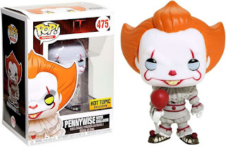 Funko POP, Pennywise With Balloon, Stephen King's It, Stephen King Store