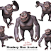 - TESLA - Monkey Man Avatar