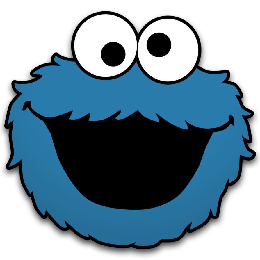 The Gallery For > Sesame Street Face Templates