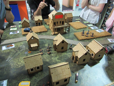 Wild West Exodus wargame demo wayland games