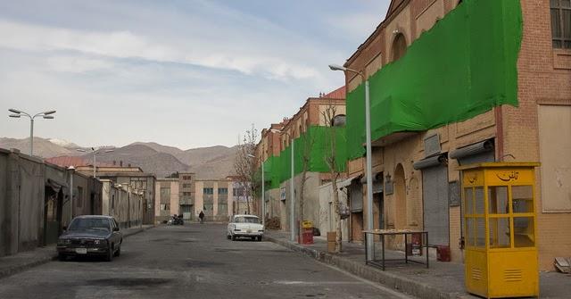 Non Muslim Perspective On The Revolution Of Imam Hussain: Uppersia Iran Travel Blog: Ghazali Cinema Town Of Tehran